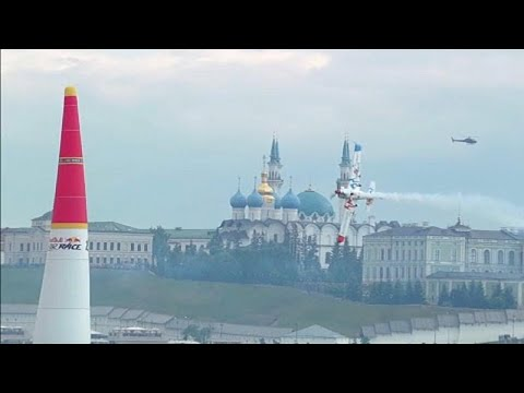 Red Bull Air Race: Πρώτος ο Ιάπωνας Γιοσιχίντε Μουρόγια