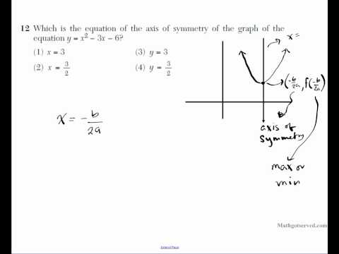June 2010 NY regents exam Mathematics B part II 11 20 New York State Test