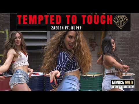 TEMPTED TO TOUCH - Zaeden Ft. Rupee II #FINDYOURFIERCE By MONICA GOLD