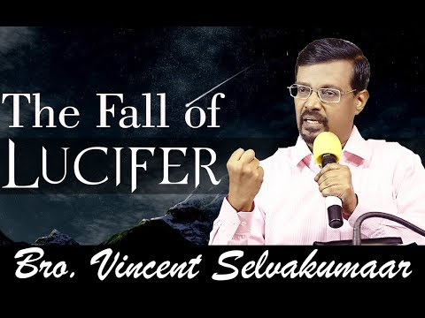 The Fall of Lucifer (with English subtitles) | Bro. Vincent Selvakumaar