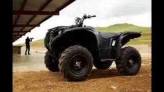 9. 2015 New Yamaha Grizzly 700 4x4 Complete Slide Concept Price Specs Review