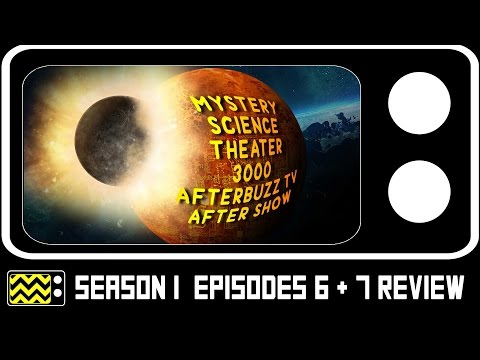Mystery Science Theatre 3000 Season 1 Episodes 6 & 7 Review & After Show | AfterBuzz TV