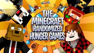 Minecraft Hunger Games But... Every Item is Random!