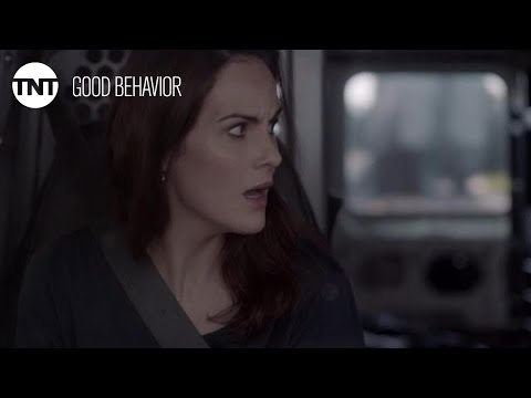 Good Behavior: Would You Say the Ghosts Are In Charge? - Season 2, Ep. 10 [CLIP]  | TNT