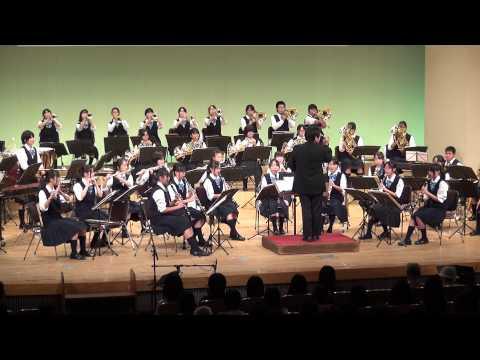 大垣市立西部中学校 吹奏楽部 第18回 定期演奏会