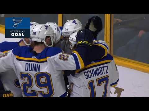 Video: St Louis Blues vs Nashville Predators | NHL | Feb-13-2018 | 21:00 EST