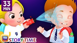 Video Cussly Learns To Save Water + Many More ChuChu TV Good Habits Bedtime Stories For Kids MP3, 3GP, MP4, WEBM, AVI, FLV September 2019