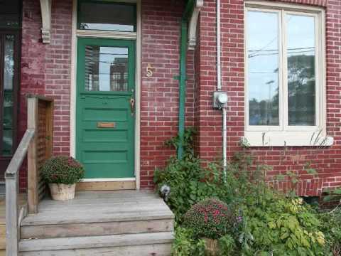 Downtown Toronto Homes: 5 Mark Street in Corktown