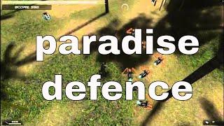 Paradise Defense videosu