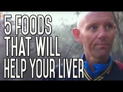 how to repair liver from alcohol