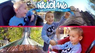 Video VLOG - Petites frayeurs pour Swan à Nigloland - Manèges parc d'attractions MP3, 3GP, MP4, WEBM, AVI, FLV Oktober 2017