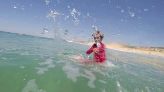 Surf Coaching enfants TIM
