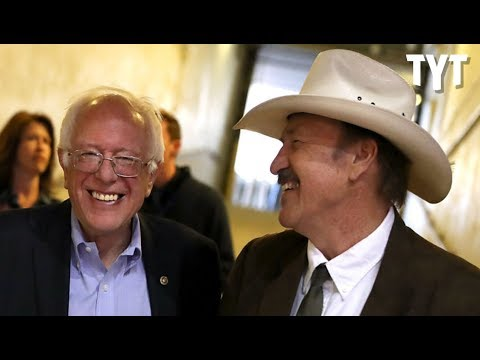 Did The Democrats Sandbag Bernie's Man In Montana?