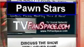 Pawn Stars Reality TV Show