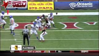 Scott Crichton vs Boise State (2013)