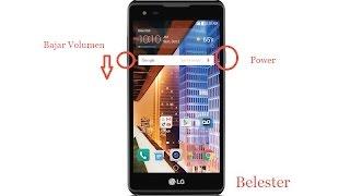 LG Tribute HD Lg ls676- Formatear/ Restablecer/Hard Reset