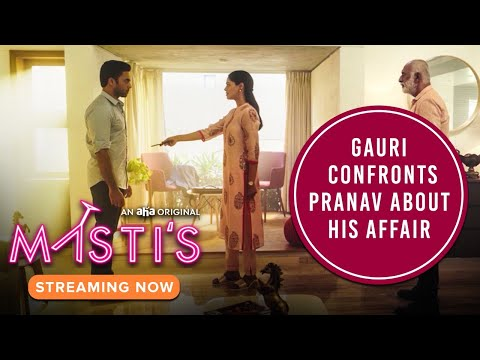 Pranav's betrayal of trust   Masti's   Krish Jagarlamudi, Navdeep, Bindu Madhavi   An aha Original