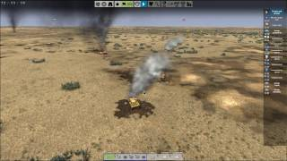 I'm playing Tank Warfare: Tunisia 1943, a real-time strategy game by Graviteam and Strategy First. The game features three campaigns (one short and two main ...