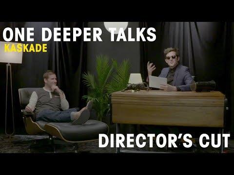 Kaskade Interview: One Deeper Talks (Director's Cut)