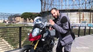 6. Suzuki V-Strom 1000 ABS 2014 - VIDEO PROVA di OmniMoto.it