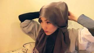 Hana Tajima shawl  tutorial