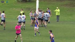 2019: Rd 10 Goals (OGFC v Beaumaris)