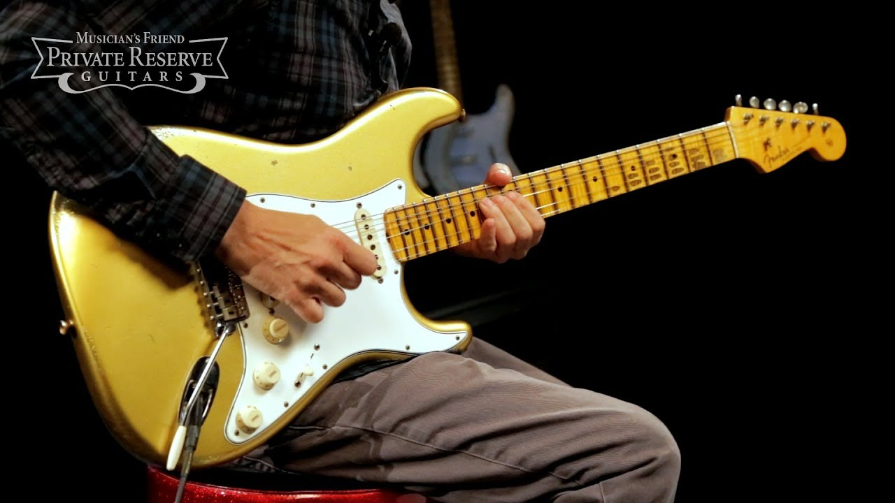 Fender Custom Shop Limited Edition 1964 Special Relic Stratocaster Electric Guitar