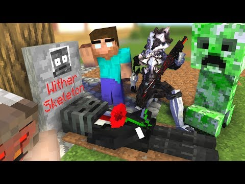 Monster School : RIP Wither Skeleton - Minecraft Animation - Thời lượng: 10:22.