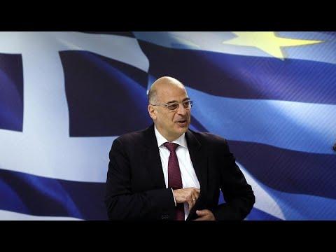 Ν. Δένδιας: Πρέπει να διαπιστωθεί η ακυρότητα και η ανυπαρξία των μνημονίων Λιβύης – Τουρκίας…