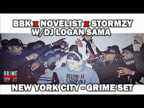 SKEPTA, JME, NOVELIST, JAMMER, STORMZY W/ LOGAN SAMA | NEW YORK GRIME SET @TheGrimeReport @djlogansama