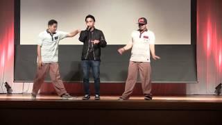 舞踊者 (Hiroki & Chun) feat Beatbox – DANCE QUEST vol.3 (2018) Opening Showcase