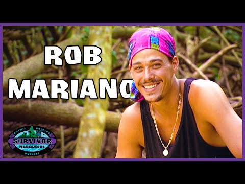 """The Robfather: The Story of """"Boston"""" Rob Mariano - Survivor: Marquesas"""