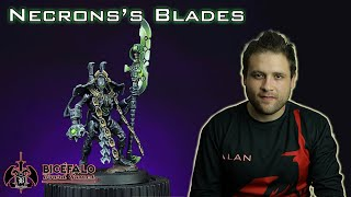 Necron's Blades - Painting Guide
