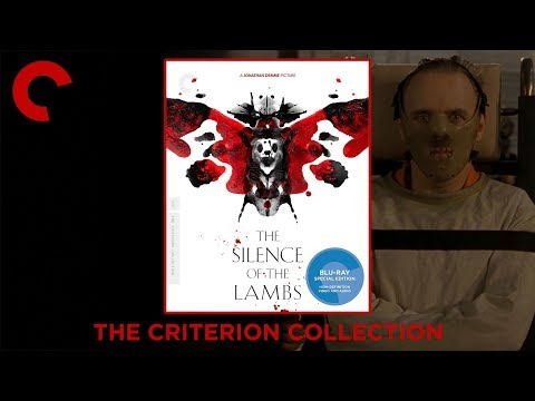 The Silence Of The Lambs (1991) The Criterion Collection Blu-ray Digipack Boxset Unboxing (4K Video)