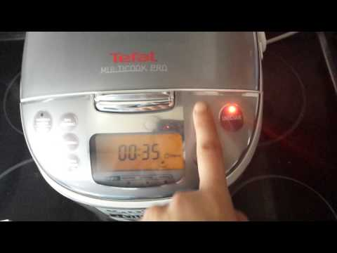 Multicook pro tefal videos videos relacionados con - Tefal multicook pro recetas ...