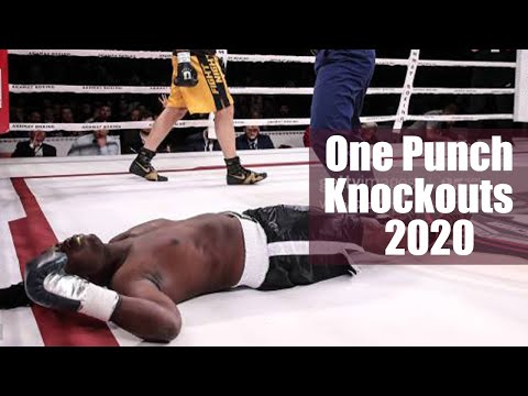 Best One Punch Boxing Knockouts of 2020