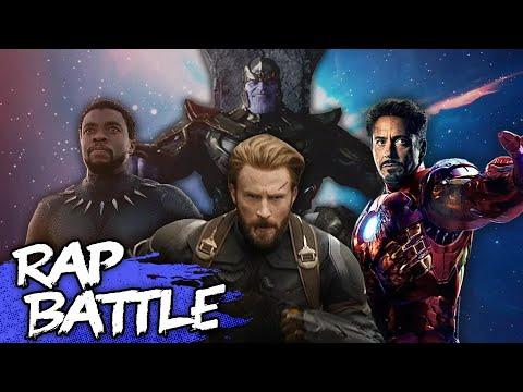 Avengers: Infinity War Rap Battle