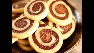 Videoricetta: come fare le girelle al cioccolato