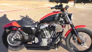 2. 428672   2008 Harley Davidson Sportster 1200 Nightster   XL1200N - Used motorcycles for sale