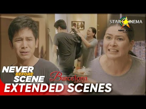 Insiang and Tonying's Confrontation | Barcelona: A Love Untold | Never Before Scene