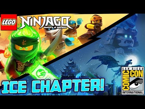 Ninjago: Season 11 ICE CHAPTER News Coming Soon? ❄️