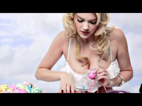 Kate upton 11 teams idea happy easter from kate upton voltagebd Choice Image