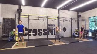 CrossFit Arena Bangkok 07:00AM Class