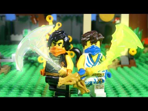 LEGO NINJAGO LEGACY SHOWDOWN 2 + NINJAGO COMPILATION