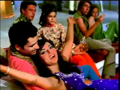 Mujhe Pyas Aesi Pyas Lagi Hai - Asha Bhosle - Andaz