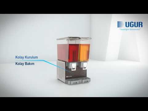 Uğur Soğutma USM 4x10 Meşrubat Soğutucu