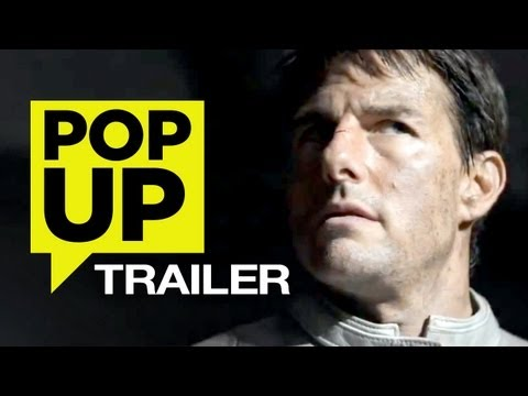 popuptrailer - Subscribe to TRAILERS: http://bit.ly/sxaw6h Subscribe to COMING SOON: http://bit.ly/H2vZUn Oblivion (2013) POP-UP TRAILER - HD Tom Cruise, Morgan Freeman Mov...