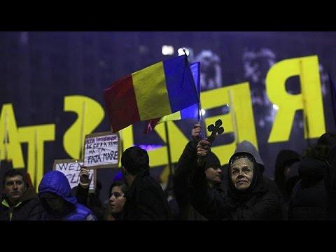 Ρουμανία: Εντείνεται η λαϊκή αντίδραση κατά της κυβέρνησης του Σορίν Γκριντενάου