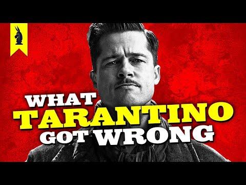 Inglourious Basterds: What Tarantino Got Wrong – Wisecrack Edition