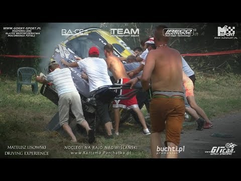 26 Rally Rzeszow 2017 - ACTION by MotoRecords.pl